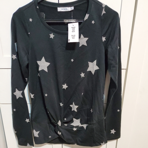 Brand new Rickis top size xs
